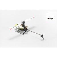 Parkten XK K100 Вертолет 6CH 3D 6G Система 8520 Бесщеточный мотор RC Вертолет Quadcopter Совместим с Futaba S-FHSS