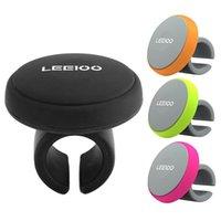 Leeioo Universal Car Truck Steering Wheel Spinner Power Handle Knob Towel