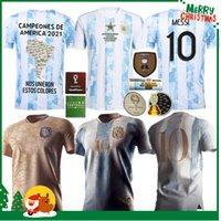 2021 2022 Argentina Messi Soccer Jerseys 21 22 Naples Napoli Home Away Football Shirt Retro 1978 1986 Maradona Hombres Kit Kit Jersey