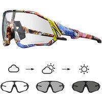 Kapvoe Radiergläser Herren-photochromische Sonnenbrille Frauen Mountainbike
