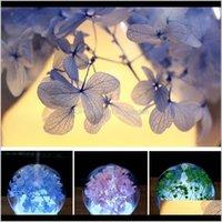 Huiles Diffuseurs Fragrances Décor Maison Jardin7Colors Usb Ultrasonic Air Humidificateur d'air coloré Nuit Essential Huile Essential Aroma Diffuseur Lampe RO