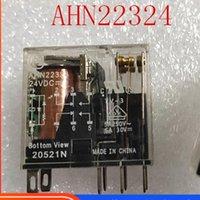 AHN22324 24VDC 8Pins المرحلات الغرض العام المستخدمة ولكن في حالة عمل جيدة