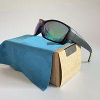 디자이너 편광 브랜드 선글라스 해변 안경 바다 낚시 서핑 남자와 여자 야외 고글 안경 상자