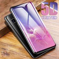 5D Full Curved Screen Protectors on the For samsung galaxy s10 s9 s8 Plus s10E s7 s6 Edge note 9 8 s 10 E Tempered Glass Film
