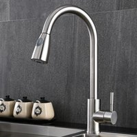 Bath Accessory Set Stainless Steel Pulling Kitchen Faucet And Cold Sink Water Tap Shower Accessories Bathroom Hardware Wall Hanging Shelves