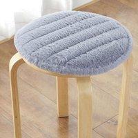 Espuma de volta Almofada Moderna Fluffy Throw Almofada de Dinning Banqueta antiderrapante Cadeira de cadeira de almofadas Bolder Bolsa Laço no almofada da almofada B / decorativo