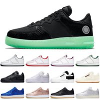 Nike air force 1 Top Quality Airforce 1 Dunks Low af1 Running Shoes dunk All Star Black Gum Easter Toon Squad N354 White Volt Viotech Mens Trainers Platform Sneakers