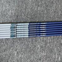نادي مهاوي جولف رمح جولة الإعلان 65ii irons الجرافيت الأزرق الألوان r / s الأندية المرنة 10pcs / lot السفينة حرة