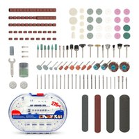 Professional Hand Tool Sets WORKPRO 276PC Abrasive Rotary Accessories Set For Dremel Sanding Polishing Cutting Engraving Tools