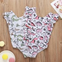 One-Pieces Baby Clothes Girls Swimwear Toddler Girl Bikini One Piece Swimsuit Sleeveless Summer Bathing Suit Maillot De Bain Fille