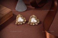 Hoops vender para sempre amor 316L garanhão de aço inoxidável brincos coração sharpe para mulheres casais casais bem jewlery atacado