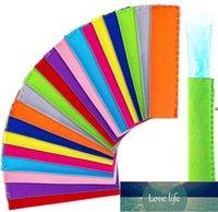 Reusable Neoprene Popsicle Holders Popsicle Bags Freezer Ice Sleeves Antifreezing Ice Freezer Pop Sleeves Ice Sleeves OWA6919
