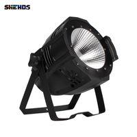 SHEHDS Stage Lighting Aluminum alloy LED Par COB 200W Dmx Controller Effect lights For DJ Booth Market Disco Church Garden