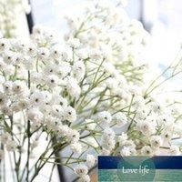 90 Heads Artificial False Flowers Baby's Breath Gypsophila Wedding Home Decoration Birthday DIY Photo Props Flower Heads1