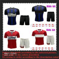 2021 2022 Middlesbrough Jersey 20 21 Ashley Michael Fletcher 11 Flint 24 Asa 26 Assombalonga 9 Home Away Men + Kit Kits Football Shirts