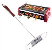 BBQ Barbecue Branding Iron Tools With Changeable 55 Letters Fire Branded Imprint Alphabet Alminum Outdoor Cooking For Steak RRD7689