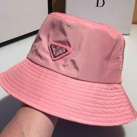 2021Bucket Hat Hombre Mujeres Cubo Moda Moda Playa Playa Papá Pescador Sombreros Ponillo de caballo Cordones de béisbol Snapback