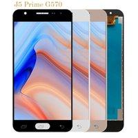 Panneaux d'origine à 100% testés pour Samsung Galaxy J5 Prime LCD G570F / DS G570Y SM-G570F / DD SM-G570F SM-G570Y SM-G570Y SM-G570M Écran tactile