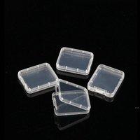 Shiter Container Box Защита Чехол Кейс для карт Case Carder Картовые Коробки CF Card Инструмент Пластиковый Прозрачный Хранение Простота для несут HWC7206