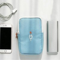 Toiletry Kits Gadget Cable Organizer Storage Bag Travel Electronic Accessories Pouch Case USB Charger Power Bank Holder Digitals Kit