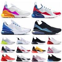 270 кроссовки оранжевый оранжевый 270,2 тройной черный белый оливковый фото синий едва розовые спорты на открытом воздухе настоящие мужские женские кроссовки