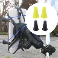 Fahrrad-Telefon-Halter-Stand-Moto-Zubehör für X-Grip-Mobilzell-Fahrrad-Motorrad-Griff-Halterung Silikon-Kappe-Halterung inhaber