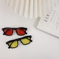 Sunglasses Korean Ins Harajuku Style Online Red Same Marine Clip Personalized Street S Men's And Women's Glasses Disco
