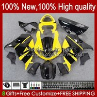OEM Fairings per Suzuki Srad TL-1000 TL 1000 R TL1000R TL-1000R 98-03 Bodywork 19HC.29 TL1000 R 98 99 00 01 02 03 TL 1000R 1998 1999 2000 2000 2002 2002 2003 Kit corpo Giallo lucido
