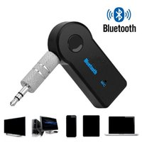 2.4G Wireless Bluetooth Receiver Transmitter Adapter 3.5mm Jack Fors Audio Aux A2dp Stereo Car Music Headphone TV Reciever For PC