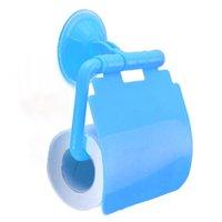티슈 박스 냅킨 화장지 홀더 벽 장착형 플라스틱 욕실 커버 Porta Papel Higienico 액세서리
