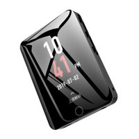 MP4-Player 2,8-Zoll-Bluetooth MP3 Portable Mini Walkman Verlustlose Musik Voller Touchscreen Variable Geschwindigkeitsspieler-Support-Rechner-Uhr