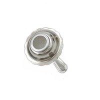 Herramienta de té de acero inoxidable herramienta Especial Filtro fino para tetera Conjunto de TEAS HOTORES ACCESORIOS 8.8 * 2CM GWA5328