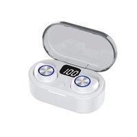 TWS 이어폰 GPS Rename Pro 업 창 Bluetooth 헤드폰 자동 구획 무선 충전 케이스 이어폰 AP2 AP3 일련 번호가있는 AP2 AP3