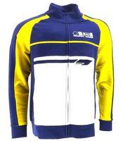 2021 Nouvelle veste de moto hors route en polaire Course de course à capuche coupe-vent et chaleureuse taille de grande taille peut être personnalisée