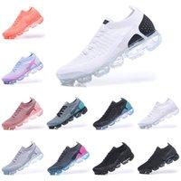 상자를 실행하는 신발 신발 트레이너 디자이너 신발 남성을위한 스니커즈를 반응합니다. 베이지 색 러너 스포츠 구두 화이트 블랙 핑크 레드 남성 여성 EUR 36-45