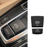 Autoinnenraumhandbremse Bremse P Button Switch Cover Fit für BMW 5 6 Serie X3 X4 F10 F15 F18 F06 F12 F13 F25 F26 usw. Autozubehör