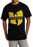 Wu-Tang Clan Classic Disculé Logo Gza-RZA-ODB Nouveau 100% authentique