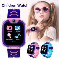 Children's Smartwatch Phone Watch Taking Pictures Student Kid Game Watch 1.54 Inch Capacitive Touch Color Screen Kid Smart Watch