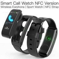 Jakcom F2 Smart Call Watch منتج جديد من أساور الذكية تطابق لسوار HRM الذكي VeryFit Pro Q8S سوار الإنذار