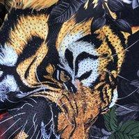 Trend 2020 maschio T Lungo Lungo lusso a maniche lunghe Homme di alta qualità Camicia Mark Mark Heavy Fashion Better Drill Tiger Head Ts TS TS TS