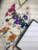 الزهور طباعة ملابس سباحة محب مبطن المرأة المايوه من قطعة واحدة في الهواء الطلق السفر الشاطئ الشكل مثالي الجسم يجب ارتداء