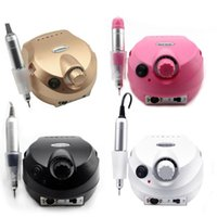 Nail Drill & Accessories 35000RPM Machine Manicure Equipment Pedicure Kit Electric File With Cutter Art Tool