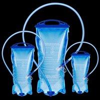 물 방광 워터 저수지 수화 팩 보관 백 BPA 무료 - 1.5L 2L 3L 러닝 수화 배낭 조끼