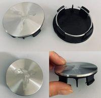 يغطي عجلة Tesla نموذج S / 3 / X CAP CAP CAP GUT KIT (الألومنيوم المصقول / الفضة)