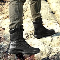 Boots High Mens Comfortable Sneaker Sport Outdoor Sale Breathable For Flat Man Leather Hightop Causal Top