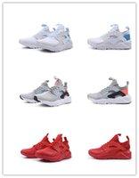 16 cores unisex huarache sapatos ultra camurça para homens huaraches running sapato mulheres treinadores mulheres hurache tênis feminino esportes Chaussures EU36-45 Alto desempenho