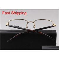 نظارات MB Anbbp ل TR90 إطارات الذهب زجاج الرجال العين 149 ماركة العلامة التجارية الفضة البصرية dh_seller2010 QYLBSL الإطار جديد JHTBB