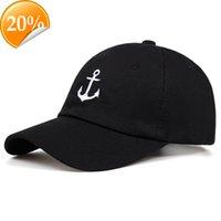 2021 هوك القراصنة مطرزة قبعة البيسبول الأزياء في الهواء الطلق شاحنة سائق قبعات 100٪٪ القطن الشمس الجولف القبعات الهيب هوب قبعة أبي