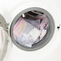 غسل أكياس الغسيل تنظيف 30 × 40 سنتيمتر المهنية حقيبة داخلية الصلبة التمريض GWE5934