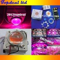 Module 1 Set 100W DIY LED Wachsen Licht 380-840NM Kit, Chip, Treiber, Kühlkörper, Kühllüfter, LED-Objektiv
